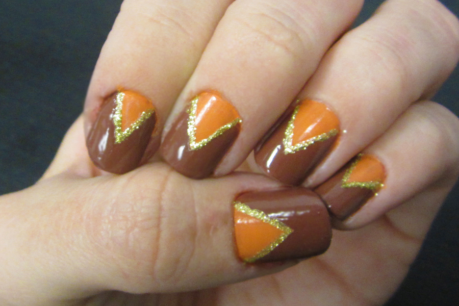 Awesome Nail Design For Fall Component - Nail Art Ideas - morihati.com
